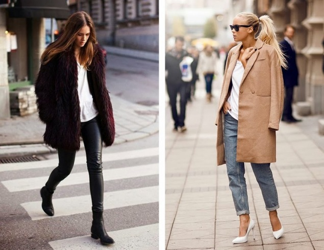 The variety of styles of women's coats is so great that each lady can choose something for her taste and features of the figure. Winter coats main trends The coat-down jacket is a stylish model of women's winter coats